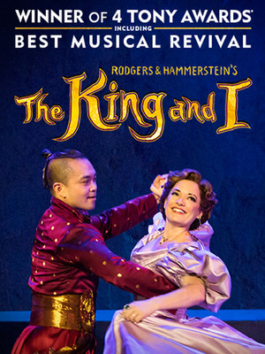Rodgers Hammersteins The King and I, Belk Theatre, Charlotte