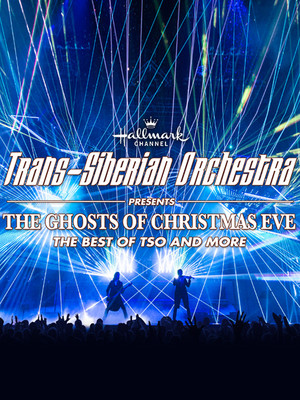 Trans siberian Orchestra The Ghosts Of Christmas Eve, Time Warner Cable Arena, Charlotte