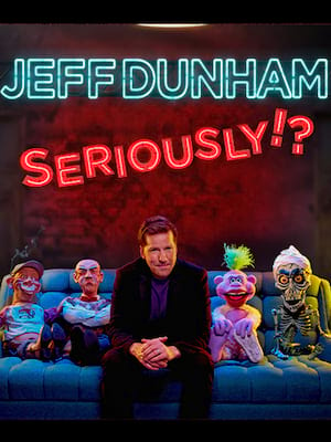 Jeff Dunham, Time Warner Cable Arena, Charlotte