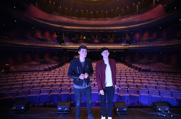 Dan Phil The Amazing Tour Is Not On Fire, Belk Theatre, Charlotte