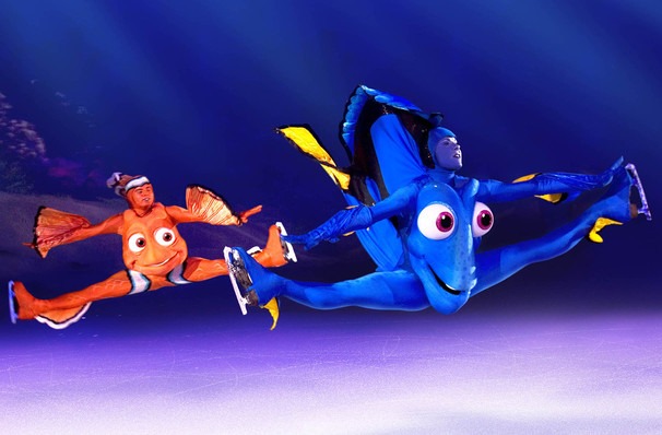 Disney on Ice: Follow Your Heart coming to Charlotte!