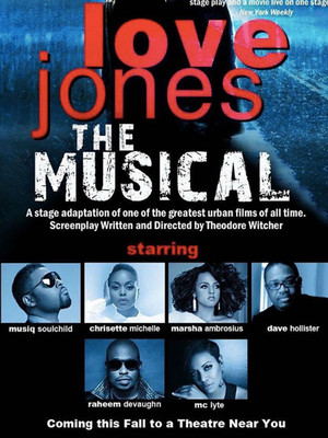 Love Jones The Musical, Ovens Auditorium, Charlotte
